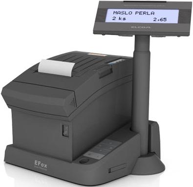 BIXOLON SRP-350FN-fiskálna tlačiareň