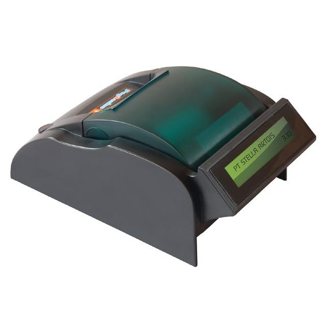Fiskálna tlačiareň Pegassino FT G.5870, termo, čierna