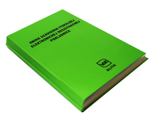 Kniha uzávierok ERP Elita
