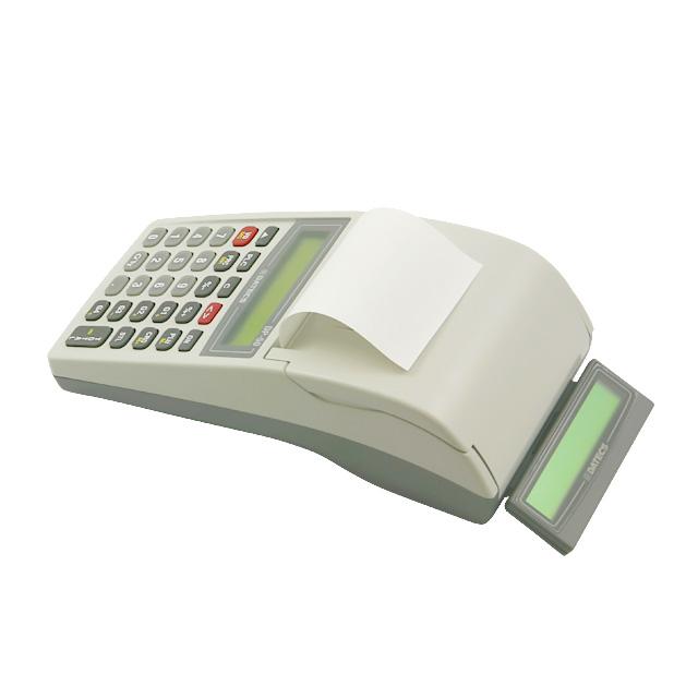 Registračná pokladnica DATECS DP-50/F+čítacie zariadenie