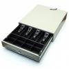 CD-530 K zásuvka, šedá alebo čierna, RJ-11