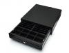 CD-880 K zásuvka, čierna, RJ-11 24V T